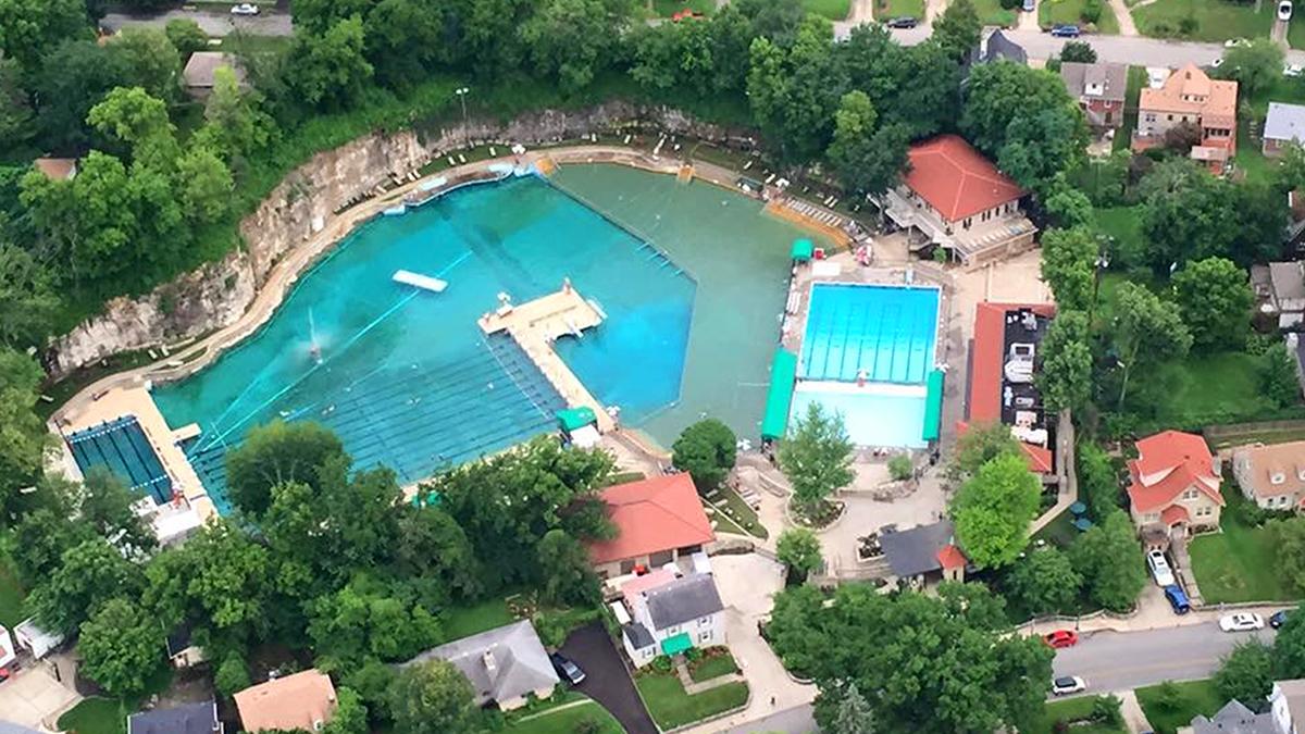 Lap pool joy studio design gallery best design - University of louisville swimming pool ...